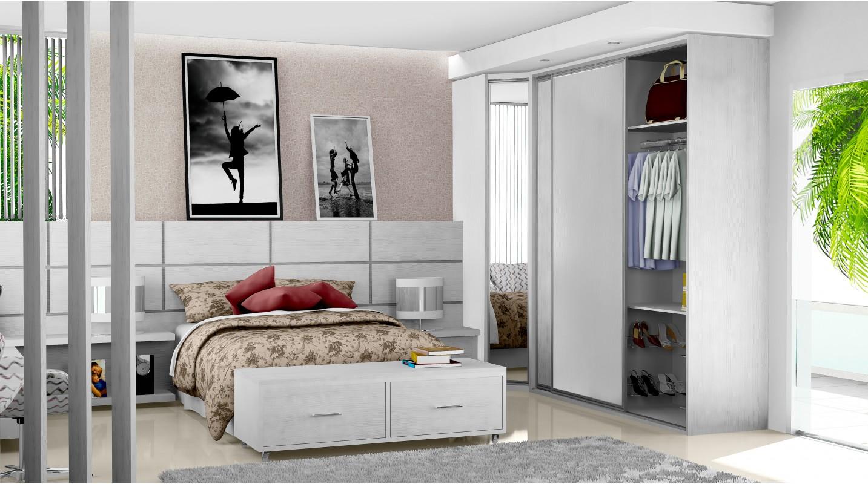 Dormitório Ártico