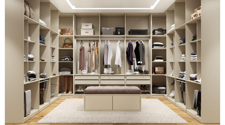 Closet Areia