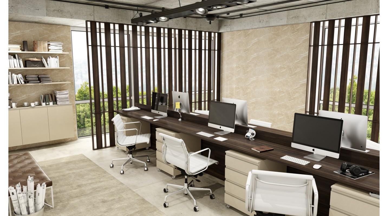 Office Areia-Canela