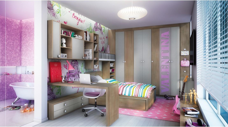 Dormitório Infantil Montana